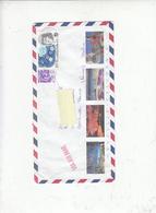 NOUVELLE CALEDONIE 2003- Copernico - Lettre Pour  L'Italie - Neukaledonien