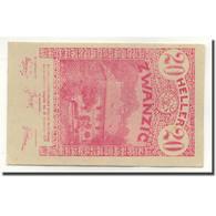 Billet, Autriche, Lilienfeld, 20 Heller, Paysage 2, 1920, 1920-04-30, SPL - Autriche