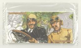 BLOC SOUVENIR N°4 NEUF COUPE GORDON BENETT 2005  SOUS BLISTER  FERME    COTE  110  EUROS. - Souvenir Blocks & Sheetlets