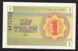 Kazakistan :   1 Tiyn - 1993 - UNC - Kazakhstan