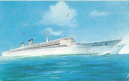 T/N MICHELANGELO E RAFFAELLO    (150) - Barche