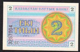 Kazakistan :   2 Tiyn - 1993 - UNC - Kazakistan