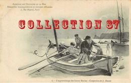 ☺♦♦ ADOPTION Des ORPHELINS De La MER < LOT De 10 CARTES à PETIT PRIX TOUTES VISIBLES RECTO VERSO - Barche