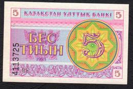 Kazakistan :   5 Tiyn - 1993 - UNC - Kazakistan