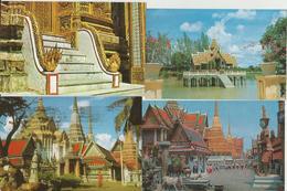 4 CART.  THAILAND (152) - Tailandia