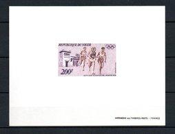 Superbe Collection D'epreuves De Luxe PA N° 190. Pas Commun !!! - Niger (1960-...)