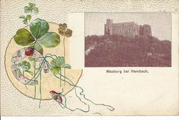 MAXBURG BEI HAMBACH (voyagé 12/09/1919) - Neustadt (Weinstr.)