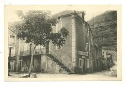 30 TREVES PUBLICITE HOTEL CAFE SABIN BERTRAND COMMERCE GARD - Autres Communes
