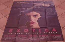 AFFICHE CINEMA ORIGINALE FILM EXOTICA Atom EGOYAN Mia KIRSHNER Bruce GREENWOOD 1994 TBE - Posters
