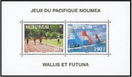 """Wallis Bloc YT 26 """" Jeux Du Pacifique """" 2011 Neuf** - Blocs-feuillets"""