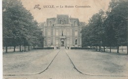 UCCLE / UKKEL / BRUXELLES / BRUSSEL / LA MAISON COMMUNALE / GEMEENTEHUIS  1928 - Ukkel - Uccle