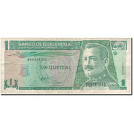Billet, Guatemala, 1 Quetzal, 1994-09-27, KM:90, TB+ - Guatemala