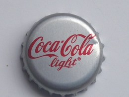 Chapa Kronkorken Caps Tappi Coca Cola. España - Chapas Y Tapas