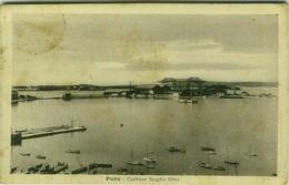 CROATIA -  POLA / PULA -  CANTIERE SCOGLIO OLIVI - EDIT RUDE - 1920s ( BG480) - Kroatien