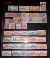 Tunisie 194-54 Lot De + 130 Timbres Neufs , Yvert# 245/365 - Neufs Sans Charnières ** - Tunisie (1888-1955)