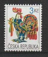 MiNr. 211 Tschechische Republik / 1999, 10. März. Ostern. - Tschechische Republik
