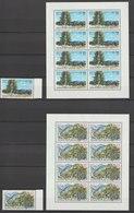 MiNr. 215 - 216 Tschechische Republik / 1999, 5. Mai. Europa: Natur- Und Nationalparks. - Tschechische Republik