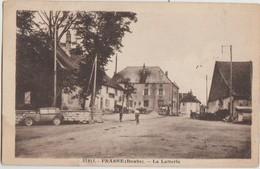 CPA 25 FRASNE La Laiterie - France