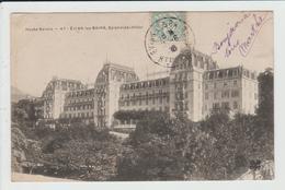 EVIAN LES BAINS - HAUTE SAVOIE - SPLENDIDE HOTEL - Evian-les-Bains