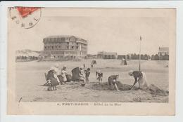 FORT MAHON - SOMME - HOTEL DE LA MER - Fort Mahon
