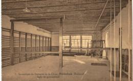 PIETREBAIS   Sanatorium Du Domaine De La Chise  Salle De Gymnastique. - Beauvechain