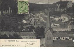 La Rochette Fels Panorama Du Himmelberg - Larochette