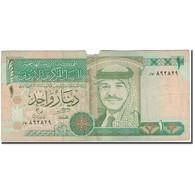 Billet, Jordan, 1 Dinar, 1996, KM:29b, B - Jordan
