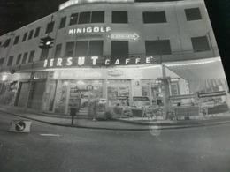 INSEGNA PUBBLICITARIA BIRRA MORETTI DERSUT CAFFÈ ALBERGO VITTORIA RISTORANTE CAFFE GORPION JESOLO LIDO CENTRO NOTTURNO - Caffé