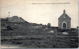 44 - SEVERAC -- La Roche à La Vache Etla Chapelle St Michel - France