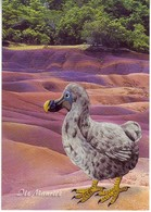 (99). Ile Maurice. Mauritius. Chamarel Dodo & (7) & (8) - Maurice