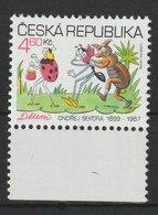 MiNr. 220 Tschechische Republik / 1999, 26. Mai. Weltkindertag. - Tschechische Republik
