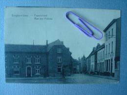 BORGLOON-LOOZ : Papenstraat In 1922 - Borgloon