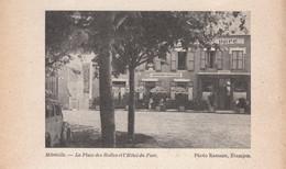 1957 - Iconographie - Méréville (Essonne) - L'hôtel Du Parc - FRANCO DE PORT - Documentos Antiguos