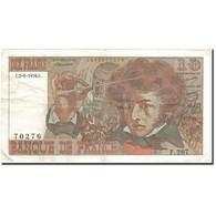 France, 10 Francs, 10 F 1972-1978 ''Berlioz'', 1976-01-02, TB, Fayette:63.16 - 1962-1997 ''Francs''