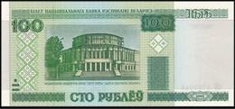 BIELORUSSIA : 100 RUBLI - 2000 - P26 - UNC - Bielorussia
