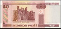 BIELORUSSIA : 50 RUBLI - 2000 - P26 - UNC - Bielorussia
