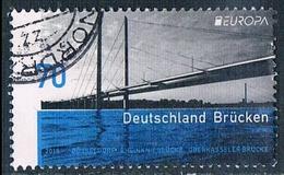 2018  Europa (CEPT)  Brücken - BRD