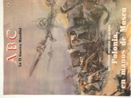 Fascículo Polonia En Manos De Moscú. ABC La II Guerra Mundial. Nº 80. 1989. Editorial Prensa Española. Madrid. España - Magazines & Papers