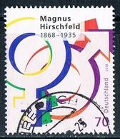 2018  150. Geburtstag Von Magnus Hirschfeld - [7] Federal Republic