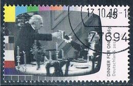 2018  Fernsehlegenden - Used Stamps