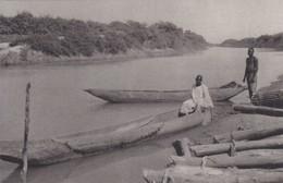 Afrique > Sao Tome Et Principe Une Riviere En Pays SAO - Sao Tome Et Principe