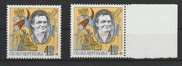 MiNr. 227 Tschechische Republik / 1999, 8. Sept. 200. Geburtstag Von Vinzenz Prießnitz. - Tschechische Republik