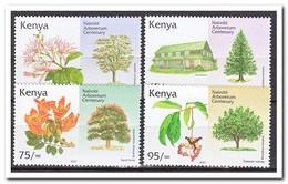 Kenia 2007, Postfris MNH, Trees - Kenia (1963-...)