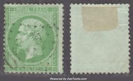 GC 4230 (Villecresnes, Seine-et-Oise (72)), Cote 18€ - 1849-1876: Classic Period