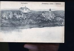 FURSTENBERG CARTE D UN PRISONNIER DE ORME 1917 DANS LA MARNE MR MICHAUT - Vari