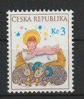 MiNr. 239 Tschechische Republik / 1999, 10. Nov. Weihnachten. - Tschechische Republik