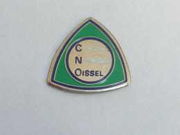 Pin's NATATION, C.N.O. OISSEL - Natation