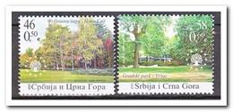 Servië 2006, Postfris MNH, Trees - Servië