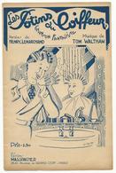 Les Potins Du Coiffeur - Paroles Et Partition - Document De 4 Pages - état Correct - Partitions Musicales Anciennes
