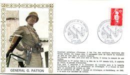 Bureau Temporaire Fismes Du 4 Septembre 1994 - Anniversaire Libération - X 801 - WW2